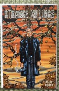 Strange Killings: The Body Orchard #6 (2003)