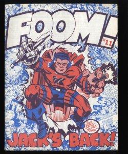 Foom #11 VG- 3.5 Jack Kirby!