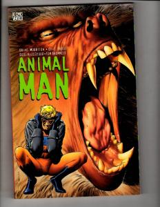 Animal Man DC Vertigo Comics TPB Graphic Novel Grant Morrison Vol. # 1 1991 MF6