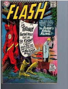 The Flash #159 (1966)