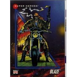 1992 Marvel Universe Series 3 BLAZE #44