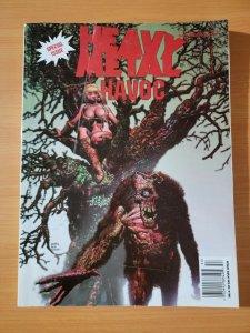 Heavy Metal Havoc Vol 9 #2 1995 ~ VERY FINE NEAR MINT NM ~ illustrated Magazine