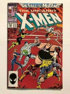 Uncanny X-Men 225 - Fall of the Mutants