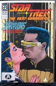 Star Trek: The Next Generation #5 (1990)