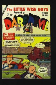 Daredevil Comics (1941 series) #103, VG+ (Actual scan)