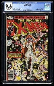 X-Men #130 CGC NM+ 9.6 White Pages 1st Dazzler! Marvel Comics