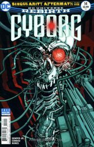 Cyborg (2nd Series) #14 VF/NM; DC | save on shipping - details inside