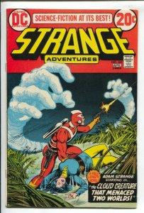 Strange Adventures #241-1973-DC--Adam Strange issue-higher grade-FN