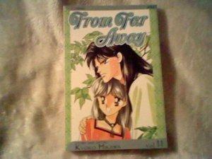 From Far Away #11 (2006) Viz shojo manga by Kyoko Hikawa