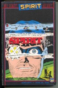 Spirit Archives-Vol. 20-Bill Eisner-Sealed-Hardcover