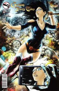 Grimm Fairy Tales #98, NM + (Stock photo)