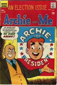 Archie and Me #25, VG- (Stock photo)