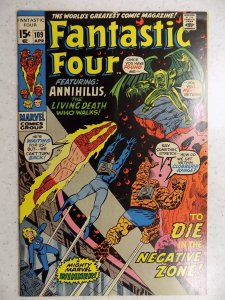 FANTASTIC FOUR # 109 MARVEL HI GRADE