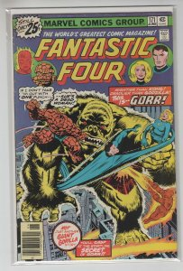 FANTASTIC FOUR (1961 MARVEL) #171 FN+ A98468