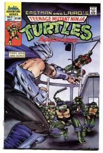 TEENAGE MUTANT NINJA TURTLES ADVENTURES #2 BEBOP and ROCKSTEADY-2nd ISSUE-1988