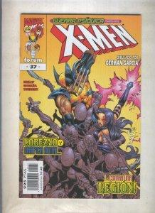 X Men volumen 2 numero 37