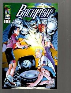 12 Comics Backlash #23 24 25 26 27 28 29 30 31 32 Backlash Spider-man #1 2 EK22
