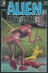 Alien Encounters (Eclipse) #4 VF; Eclipse | save on shipping - details inside