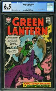Green Lantern #57 (DC, 1967) CGC 6.5