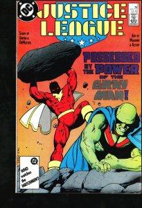 Justice League #6 (1987)