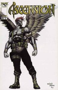 Ascension #15 VF/NM; Image   save on shipping - details inside
