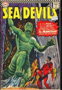 Sea Devils #28 (1966)