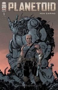 Planetoid #1 (2nd) FN; Image | save on shipping - details inside