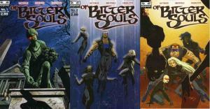 OF BITTER SOULS (2005 SPEAKEASY) 1-3  COMPLETE!