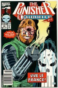 The Punisher #65 (Marvel, 1992) VF/NM