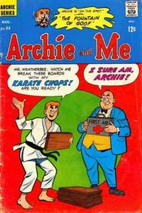 Archie and Me #22 FN; Archie   save on shipping - details inside