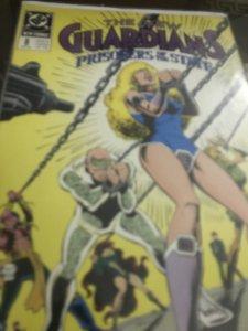 DC The  New Guardians #8 Mint