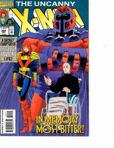Lot Of 2 Marvel Comic Books Uncanny X-Men #309 and Storm #2 ON3