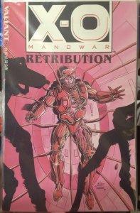 X-O Manowar: Retribution #1 NM
