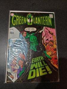 Green Lantern #75 DC Comics F- 1970