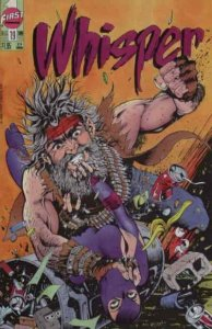Whisper (Vol. 2) #19 VF/NM; First | save on shipping - details inside