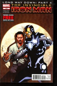 Invincible Iron Man #519 (2012)