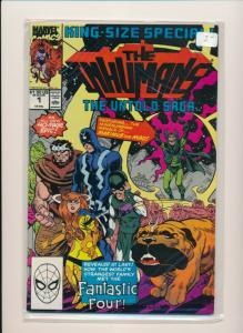 MARVEL King-Size Special THE INHUMANS #1 FINE/VERY FINE (PF690)