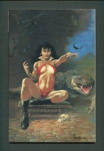 Vampirella 25th Anniversary Special Silver Edition /  9.4 NM  / 1996