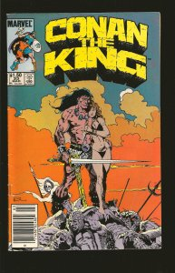 Marvel Comics Conan the King #33 (1986) see note