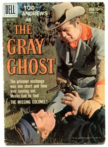 The Gray Ghost- Four Color Comics #1000 1959- VG-