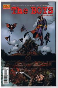 THE BOYS #64, NM, Garth Ennis, Darick Robertson, 2006, more in our store