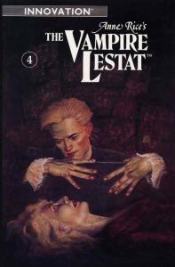 Vampire Lestat, The (Anne Rice's…) #4 FN; Innovation | save on shipping - detail