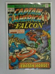 Captain America #194 6.0 FN (1976 1st Series)