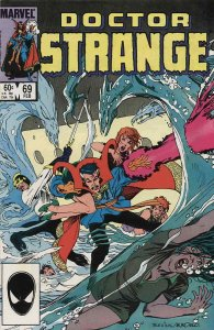 Doctor Strange (2nd Series) #69 VF/NM; Marvel   save on shipping - details insid