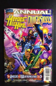 Heroes for Hire / Quicksilver '98 #1 (1998)