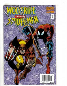 Wolverine vs. Spider-Man #1 (1995) YY9