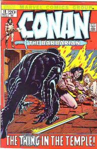 Conan the Barbarian #18 (Sep-72) VF/NM+ High-Grade Conan the Barbarian