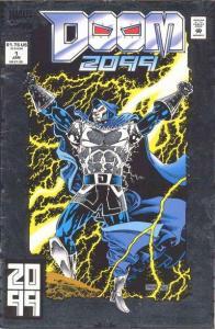 Doom 2099 #1, VF+ (Stock photo)