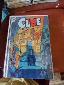 Clue #5 (2017)