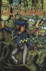 Elflord (2nd Series) #18 VF/NM; Aircel | save on shipping - details inside